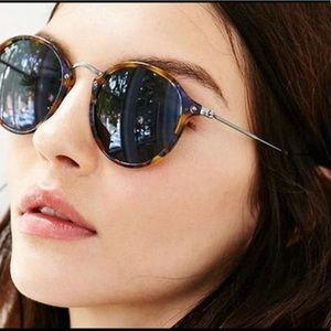 ... shopping ray ban accessories rayban round fleck unisex sunglasses  rb2447 63c4c 8fd5e 11c7189039c4